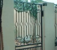 Steel gates krugersdorp west rand