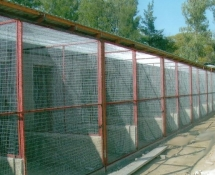 installation cat & dog Kennels cages west rand
