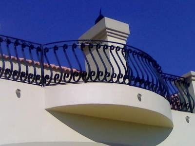 balustrades west rand roodepoort