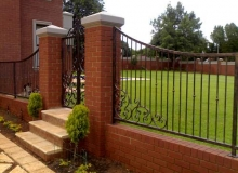 steel fencing randfontein west rand