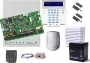 Paradox lcd home alarm system kit