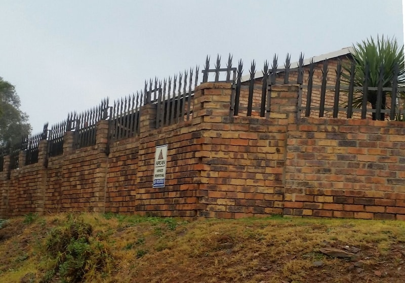 Palisade Fencing Roodepoort Randburg And West Rand Mf