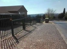 palisade fencing wilropark roodepoort