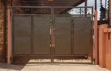 steel driveway gates krugersdorp