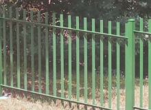 steel fencing newlands