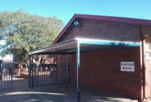carports northcliff installed by MF Steel