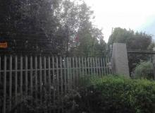Palisade Fencing Northgate