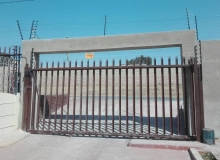 electric fencing and palisade fencing randburg