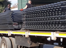 hot rolled palisades manaufacturer roodepoort