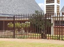 krugersdorp palisade fencing