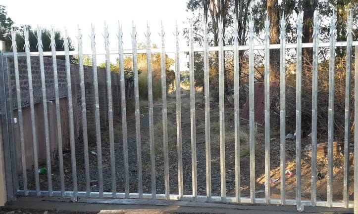Palisade Fencing Roodepoort Randburg And West Rand Mf