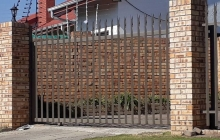 palisade gates with electric fencing randburg