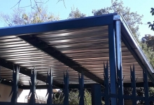 steel carport northcliff